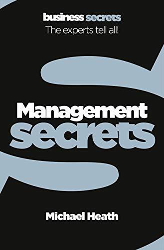 9780007328062: Management (Collins Business Secrets)