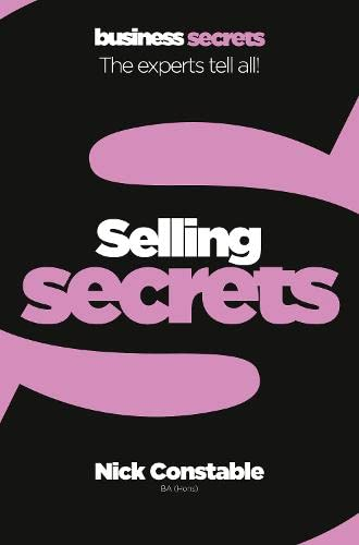 9780007328086: Selling (Collins Business Secrets)