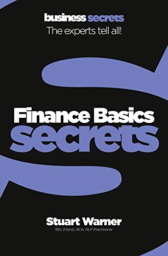 9780007328093: Finance Basics (Collins Business Secrets)