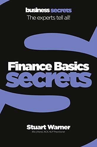9780007328093: Finance Basics (Collins Business Secrets)