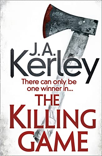 9780007328239: The Killing Game (Carson Ryder, Book 9)
