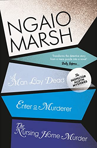 9780007328697: A Man Lay Dead / Enter a Murderer / The Nursing Home Murder
