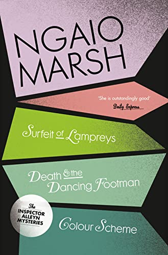 9780007328727: Surfeit of Lampreys: Death and the Dancing Footman. Colour Scheme (The Ngaio Marsh Collection)