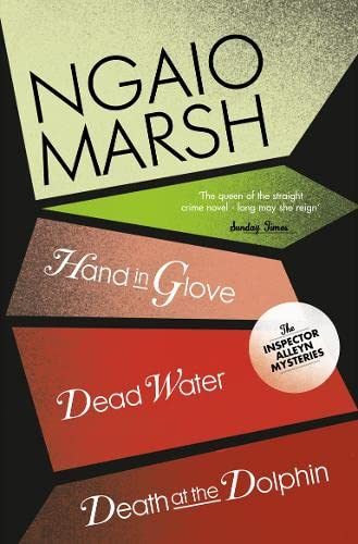 9780007328765: Death at the Dolphin / Hand in Glove / Dead Water (The Ngaio Marsh Collection, Book 8)