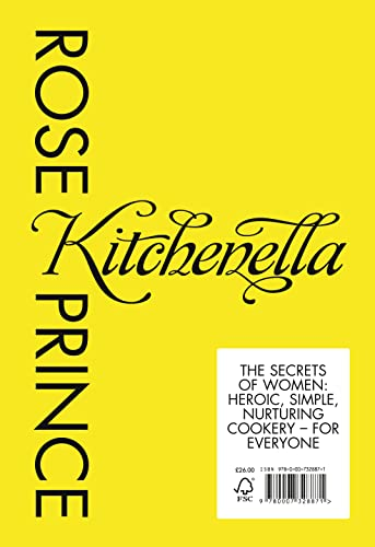 9780007328871: Kitchenella: The secrets of women: heroic, simple, nurturing cookery - for everyone