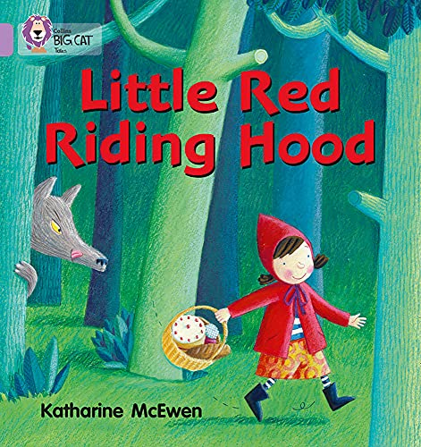 9780007329120: Little Red Riding Hood: Band 00/Lilac (Collins Big Cat)