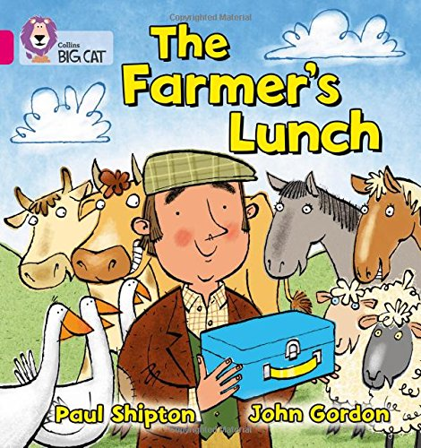 9780007329144: Collins Big Cat - The Farmer's Lunch: Band 01A/Pink A