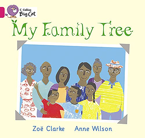 9780007329151: My Family Tree: Band 01A/Pink A (Collins Big Cat)