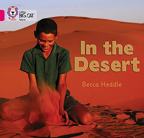 9780007329175: Collins Big Cat - In the Desert: Band 01B/Pink B