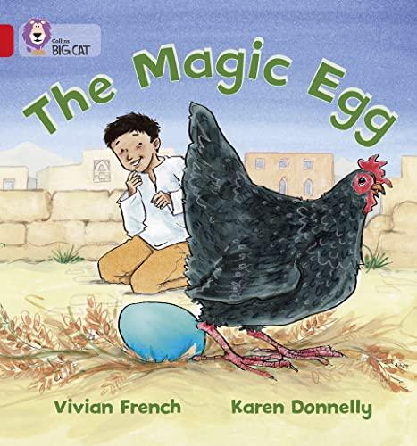 9780007329182: Collins Big Cat - The Magic Egg: Band 02A/Red A