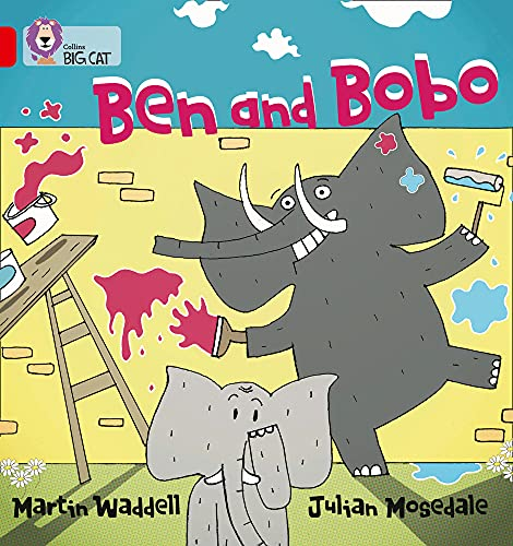 9780007329205: Collins Big Cat - Ben and Bobo: Band 02B/Red B