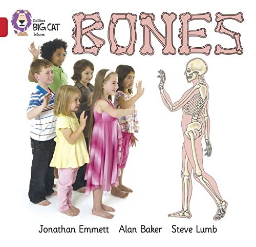 9780007329212: Collins Big Cat - Bones: Band 02B/Red B