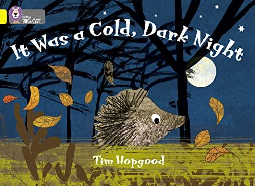9780007329229: It Was a Cold Dark Night (Collins Big Cat)