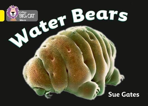 9780007329236: Water Bears (Collins Big Cat)