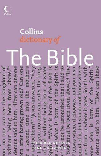 9780007329298: Collins Dictionary of - The Bible