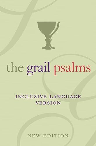 9780007329328: The Psalms: The Grail Translation, Inclusive Language Version