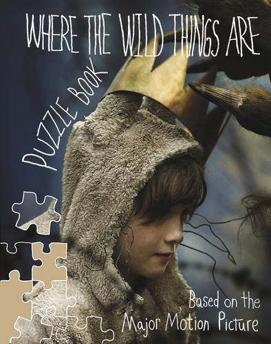 9780007329403: Where The Wild Things Are - Jigsaw Puzzle Book