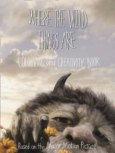 9780007329410: Where The Wild Things Are - Colouring and Creativity Book