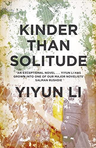 9780007329816: Kinder Than Solitude