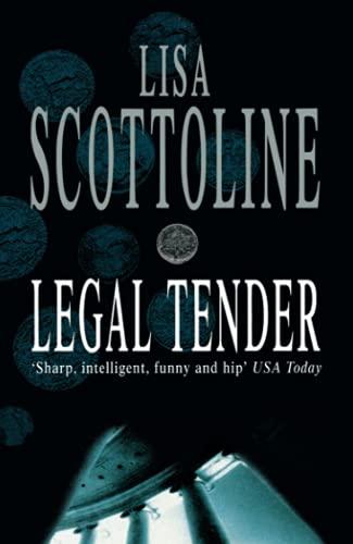 9780007330089: Legal Tender