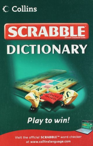 9780007331987: Collins Scrabble Dictionary