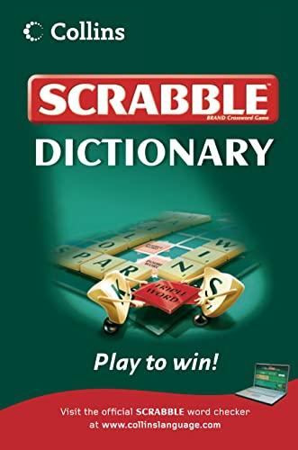 9780007331987: Collins Scrabble Dictionary