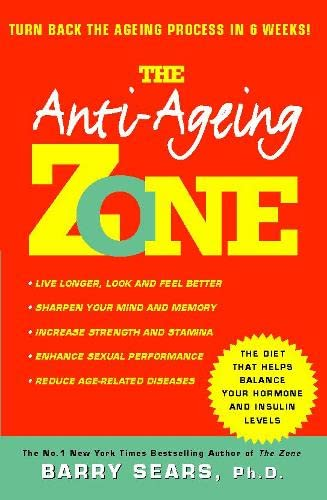9780007332526: Anti Ageing Zone: Turn Back the Ageing Process in 6 Weeks!