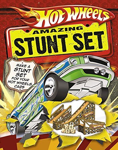 9780007332687: Hot Wheels Amazing Stunt Set (Hot Wheels)