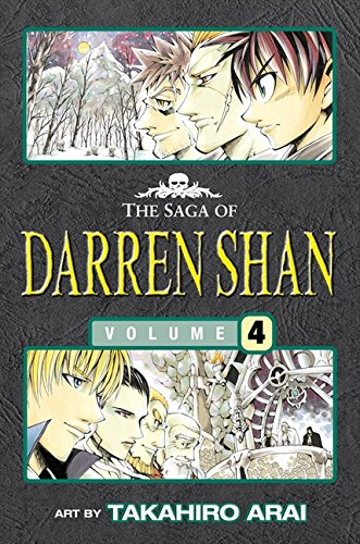 9780007332717: Vampire Mountain (The Saga of Darren Shan, Book 4)