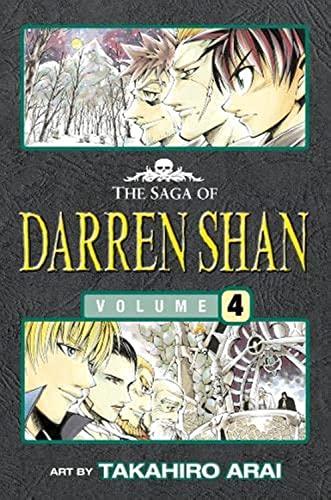 9780007332717: Vampire Mountain (The Saga of Darren Shan, Book 4)