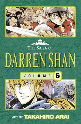 9780007332731: Vampire Prince (The Saga of Darren Shan, Book 6)
