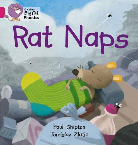 9780007332878: Rat Naps (Collins Big Cat Phonics)