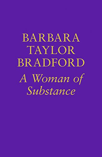 9780007334056: A Woman of Substance