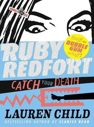 9780007334100: Ruby Redfort: Catch Your Death