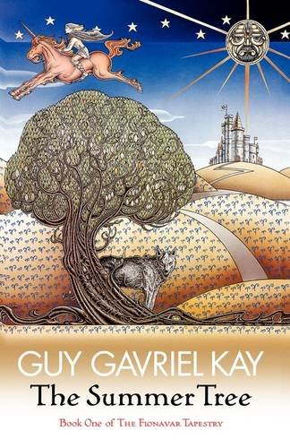 9780007334247: The Fionavar Tapestry: The Summer Tree Bk. 1