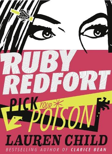 9780007334261: Pick Your Poison (Ruby Redfort, Book 5)