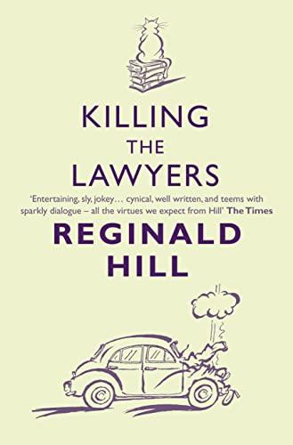 9780007334803: Killing the Lawyers (Joe Sixsmith)
