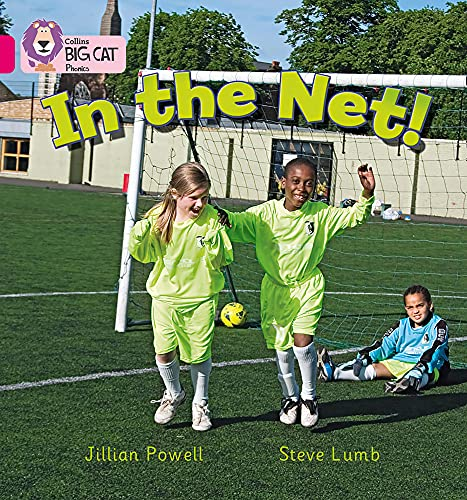 9780007335015: Collins Big Cat Phonics - In the Net: Band 01A/Pink A