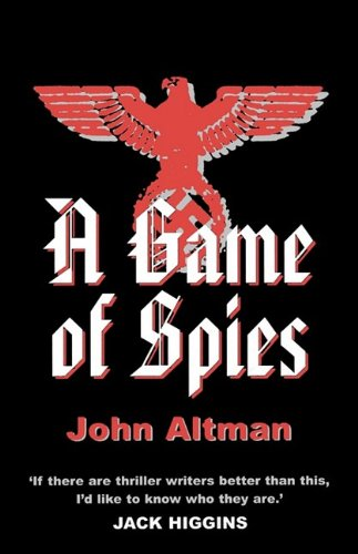 9780007335282: A Game of Spies