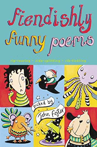 9780007335343: Fiendishly Funny Poems