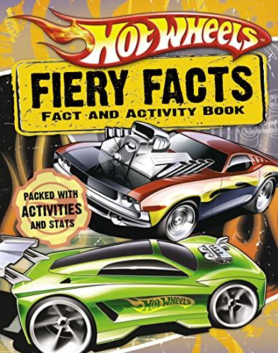 9780007336074: Hot Wheels Fiery Facts Book