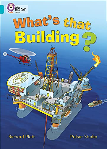 9780007336135: Collins Big Cat - What's that Building?: Band 07/Turquoise