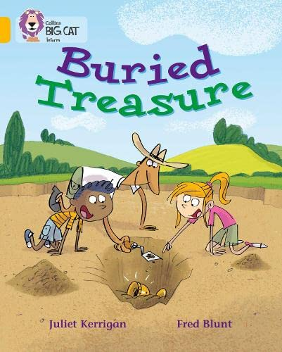 9780007336173: Buried Treasure (Collins Big Cat)