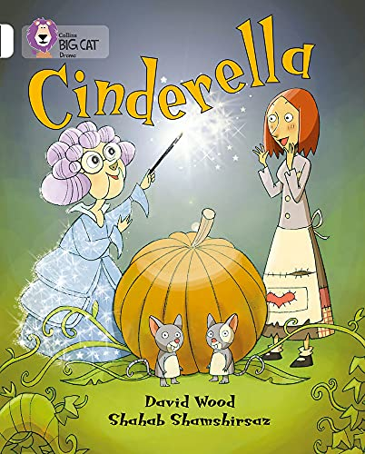 Cinderella (Collins Big Cat): Wood, David