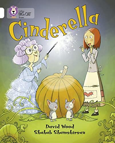 9780007336180: Cinderella (Collins Big Cat)