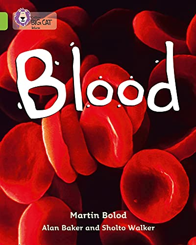 9780007336210: Blood (Collins Big Cat)