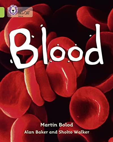 9780007336210: Blood (Collins Big Cat)