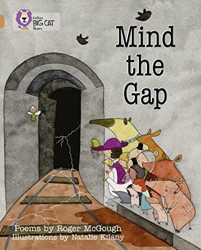 9780007336227: Collins Big Cat - Mind the Gap: Band 12/Copper