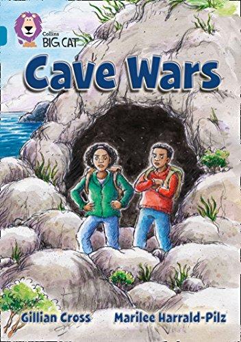 9780007336265: Cave Wars: Band 13/Topaz (Collins Big Cat)