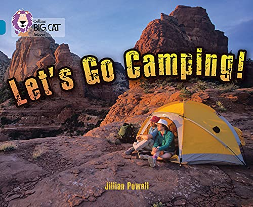 9780007336289: Collins Big Cat - Let's Go Camping: Band 13/Topaz